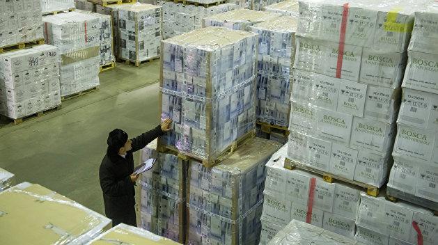 Киев продлил санкции против украинской внешней торговли