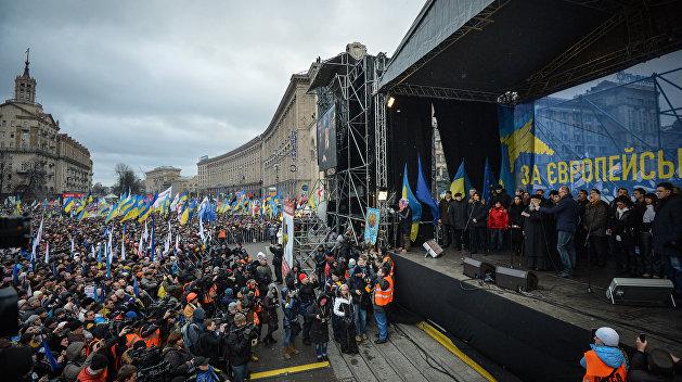 Financial Times: Прозападное руководство Украины не оправдало ожидания майдана