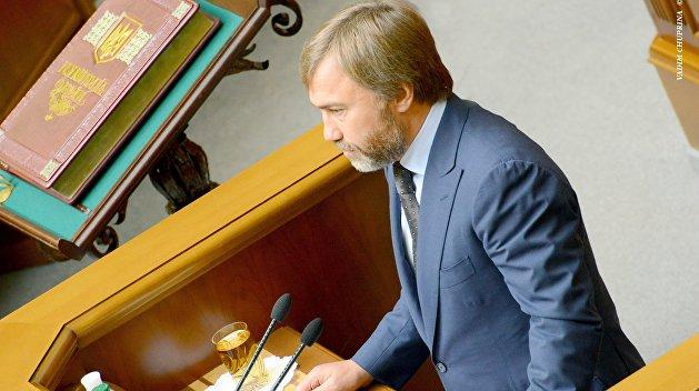 Новинский: ПАСЕ потребовала пересмотреть скандальный закон о деоккупации Донбасса