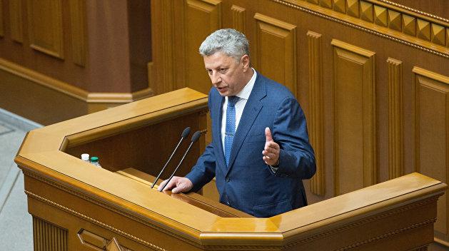 Бойко считает, что антироссийская истерия помешает Украине выиграть «Евровидение-2019»