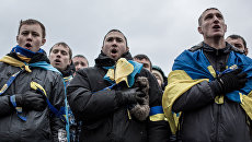 История гимна по-украински: совместное творчество русофобов приписали леваку с хорошими связями