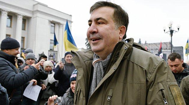 Кровь и почва. Саакашвили больше не украинец