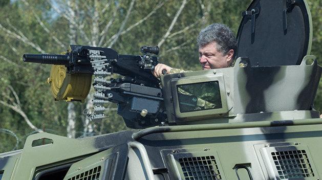 Украина хочет перевооружить ПВО Египта