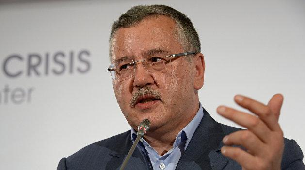 «Есть драйв, умеет отказываться»: Гриценко хочет сделать главой МИД депутата от БПП
