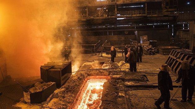 Украина ввела пошлины на металлургическую продукцию из РФ