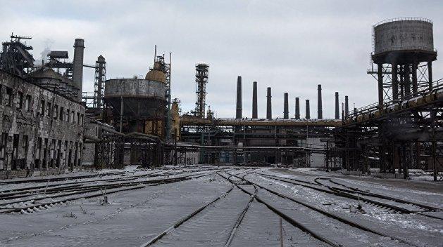 Доказано статистикой. Промышленное производство на Украине вновь падает