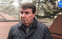 Сенатор Сергей Цеков об итогах «крымской весны» и Евромайдана