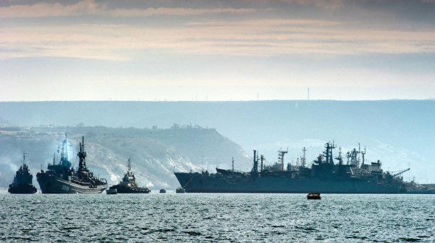 Главком ВМС Украины не исключил возможности конфликта с Россией в Черном море