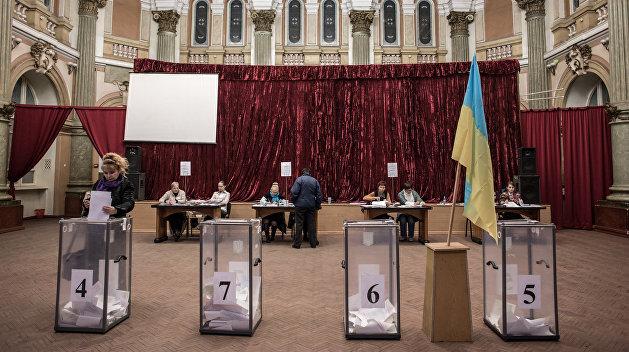 В окружных избиркомах Украины обсудили планы по недопуску молодежи на выборы