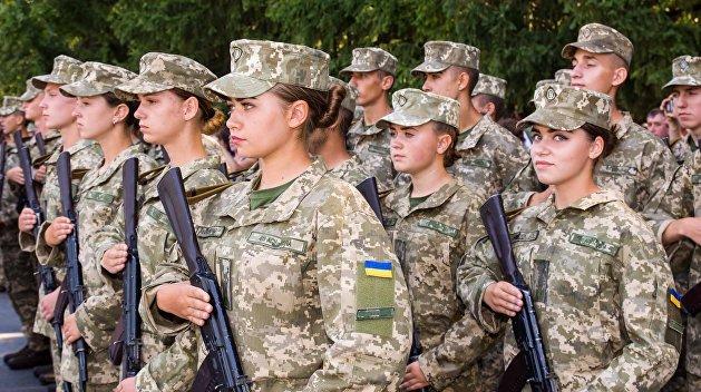В Варшаве показали фильм об украинских женщинах-военных