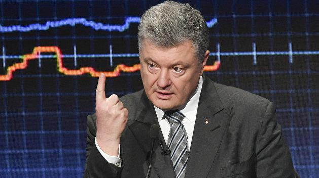 За год состояние Порошенко увеличилось в 80 раз