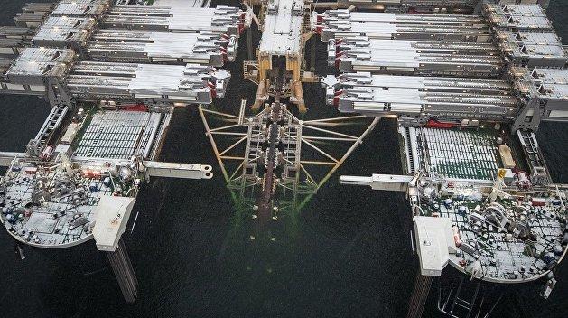 В США приняли очередной законопроект против «Северного потока-2»