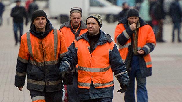 Историческую местность Киева затопило кипятком