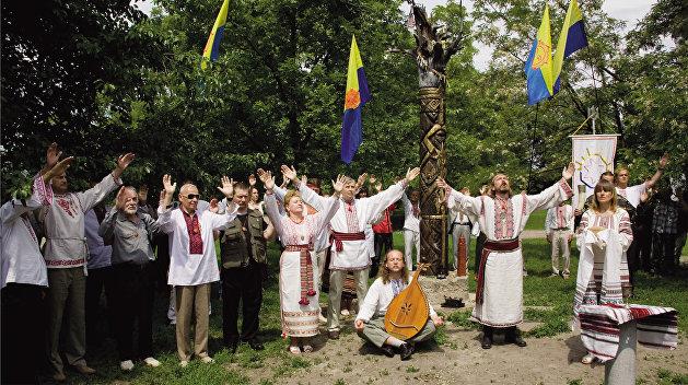 Язычники Украины. Как они воспользовались расколом православия