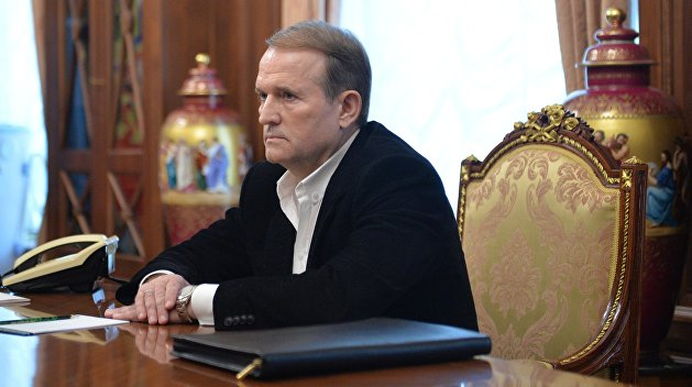 Медведчук предложил прямые переговоры между Киевом, Донецком, Луганском и Москвой