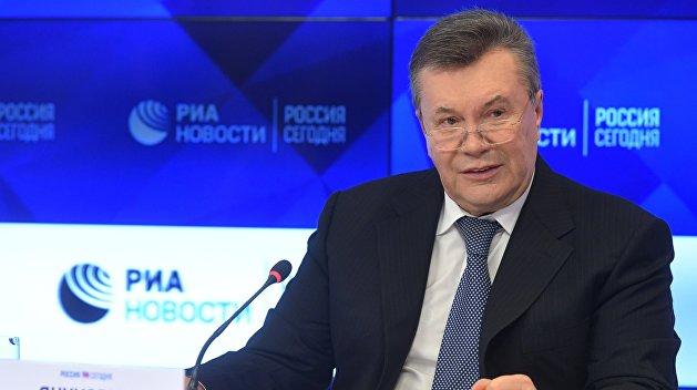 ВАКС заочно арестовал Януковича по делу о «Межигорье»