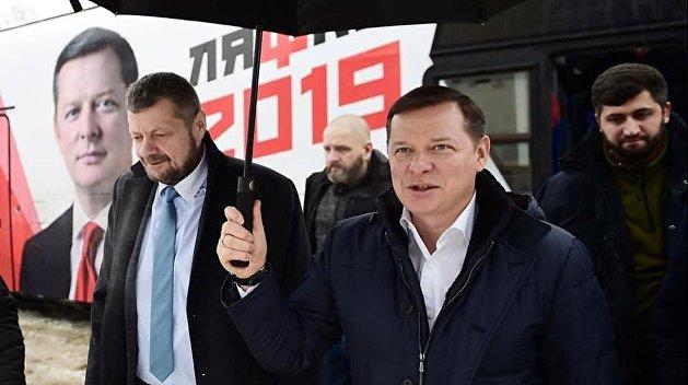 Олег Соскин: Как Ляшко пойдет против Порошенко, если его поддерживает Ахметов?