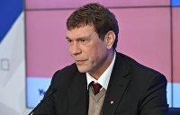 Царев: Порошенко сможет выиграть, если объявит военное положение, или в случае убийства одного из кандидатов