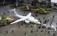 «Антонов» мечтает за год сделать без России три самолета