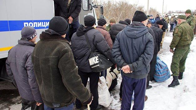 Около 20 человек отказались от обмена, хотят остаться на подконтрольной Киеву территории – ДНР