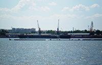 Белгород-Днестровский порт: На грани жизни и смерти
