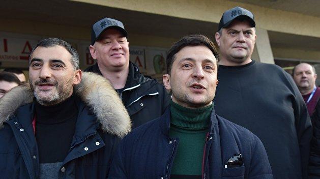Кость Бондаренко: Зеленский служит фантомом и допингом для остальных кандидатов