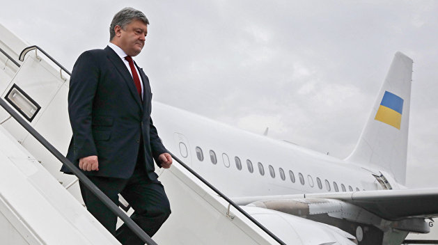 Порошенко призвал британских бизнесменов инвестировать в Украину