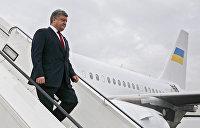 Зачем Порошенко собрался в Кишинев и почему с ним не хочет встречаться молдавский коллега Додон