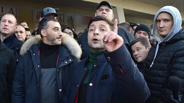 Зеленский ответил Путину словами, предназначенными избирателям Порошенко