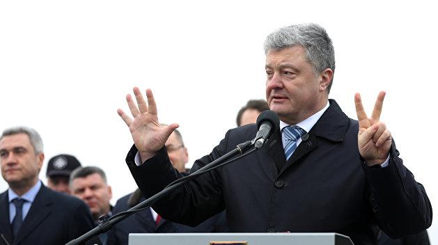 Чечило: Оппоненты Порошенко еще могут обернуть его оружие против него самого