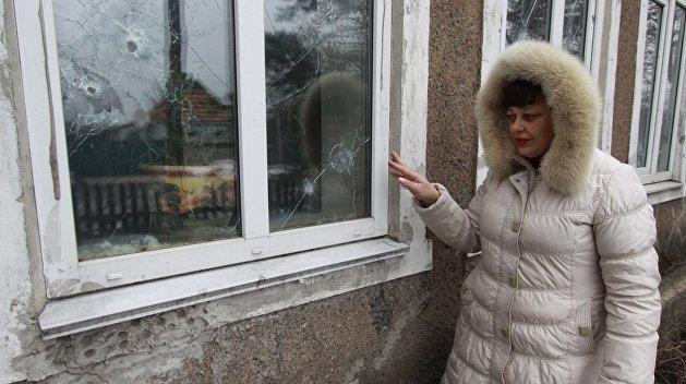В Луганске заявили об обстрелах и нарушениях «весеннего» перемирия