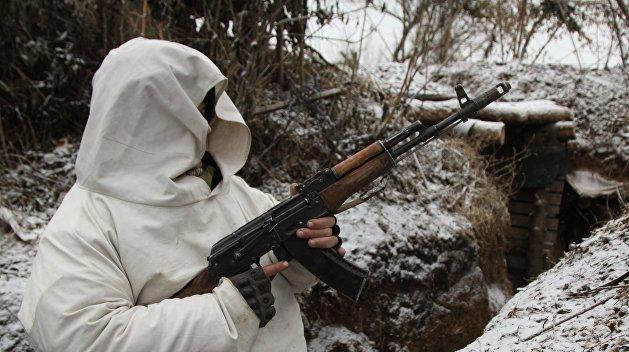 Война в Донбассе. Силовики снова понесли потери