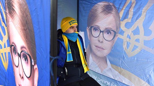 «На чекушку дала 1000 гривен»: Пьяные агитаторы Тимошенко шокировали Сеть