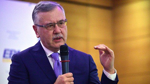 Социологи назвали условие, выполнив которое, Гриценко станет лидером президентской гонки