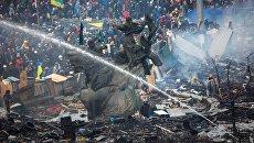Политолог: Расстрелы на Майдане кандидаты в президенты используют как пиар