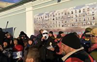 «Пиратский» Майдан: СБУ против «Белой балаклавы»