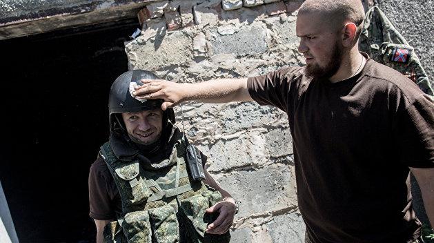 Участник обороны Славянска: Моторола был так силен духом, что ему не противились другие командиры