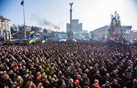 Композитор Быстряков: Третий Майдан будет только в том случае, если богатеи раскошелятся