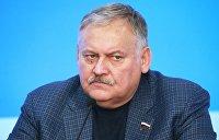 Затулин: К провокации в Тбилиси причастны в том числе украинские парламентарии