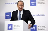 Лавров: ЕС продлил антироссийские санкции, поддавшись давлению США и Украины