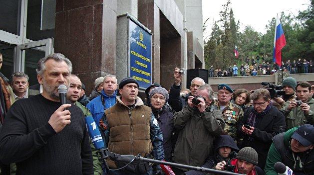 Путь домой: Пять лет назад Севастополь ответил «Правому сектору»*