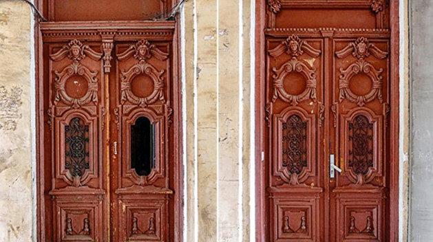 Vgorode. Одесса, которую мы теряем: какие старинные двери не замечают горожане и почему они исчезают