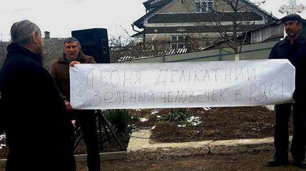 Сторонники томоса попытались захватить храмы УПЦ в пяти буковинских селах