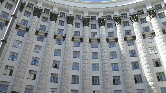 Правительство Украины одобрило предложенных Зеленским кандидатов в губернаторы