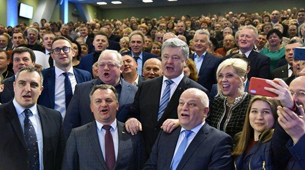 Золотарев рассказал, что будет с друзьями Порошенко после выборов
