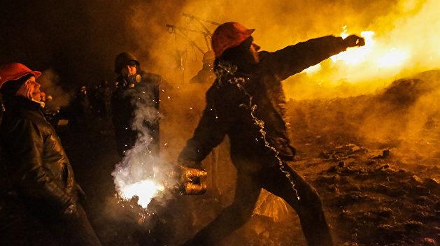 Царёв рассказал, кто делал «напалм» для Майдана и почему сожгли Дом профсоюзов