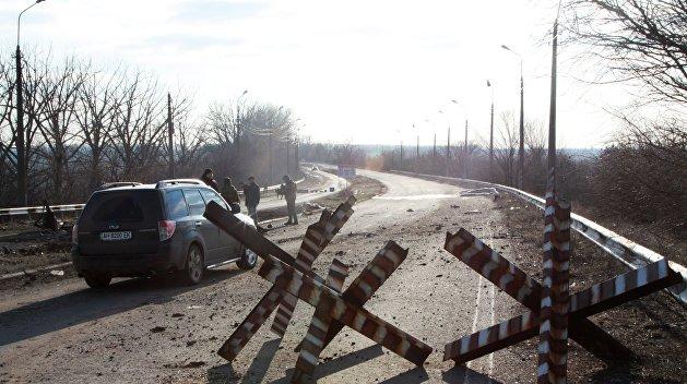 ВСУ не прекращают интенсивные обстрелы Донецка