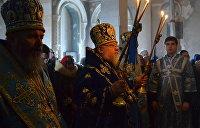 Самый известный монастырь Донбасса: разгромленный, непобежденный, молящийся