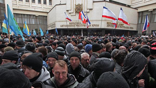 Член Совета Федерации Цеков: Крым в 2014-м уходил от войны, а пришел в Россию