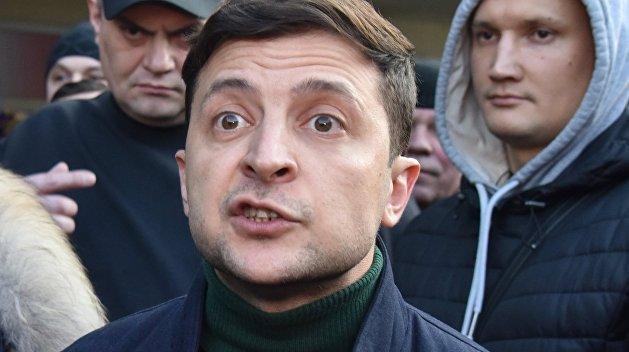 Зеленский обвинил Порошенко в коррупции в оборонке и недопуске Maruv на «Евровидение-2019»